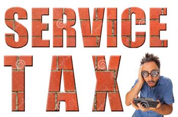 service tax provisions