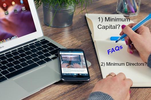 Company Registration FAQs