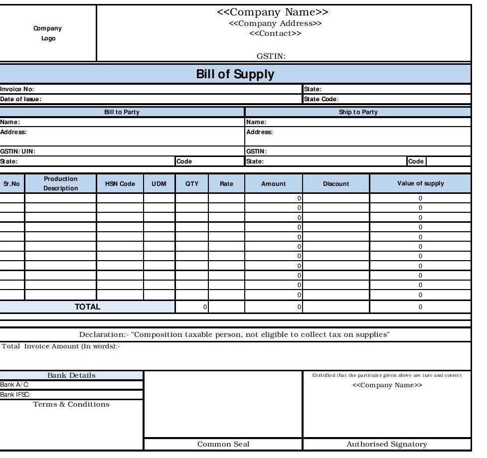 Composition Scheme Under Gst What Is New