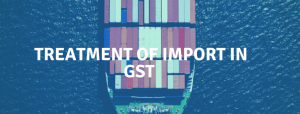 Import-in-GST
