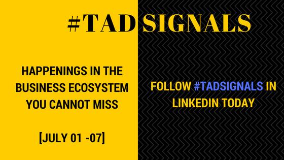 #TADSignals