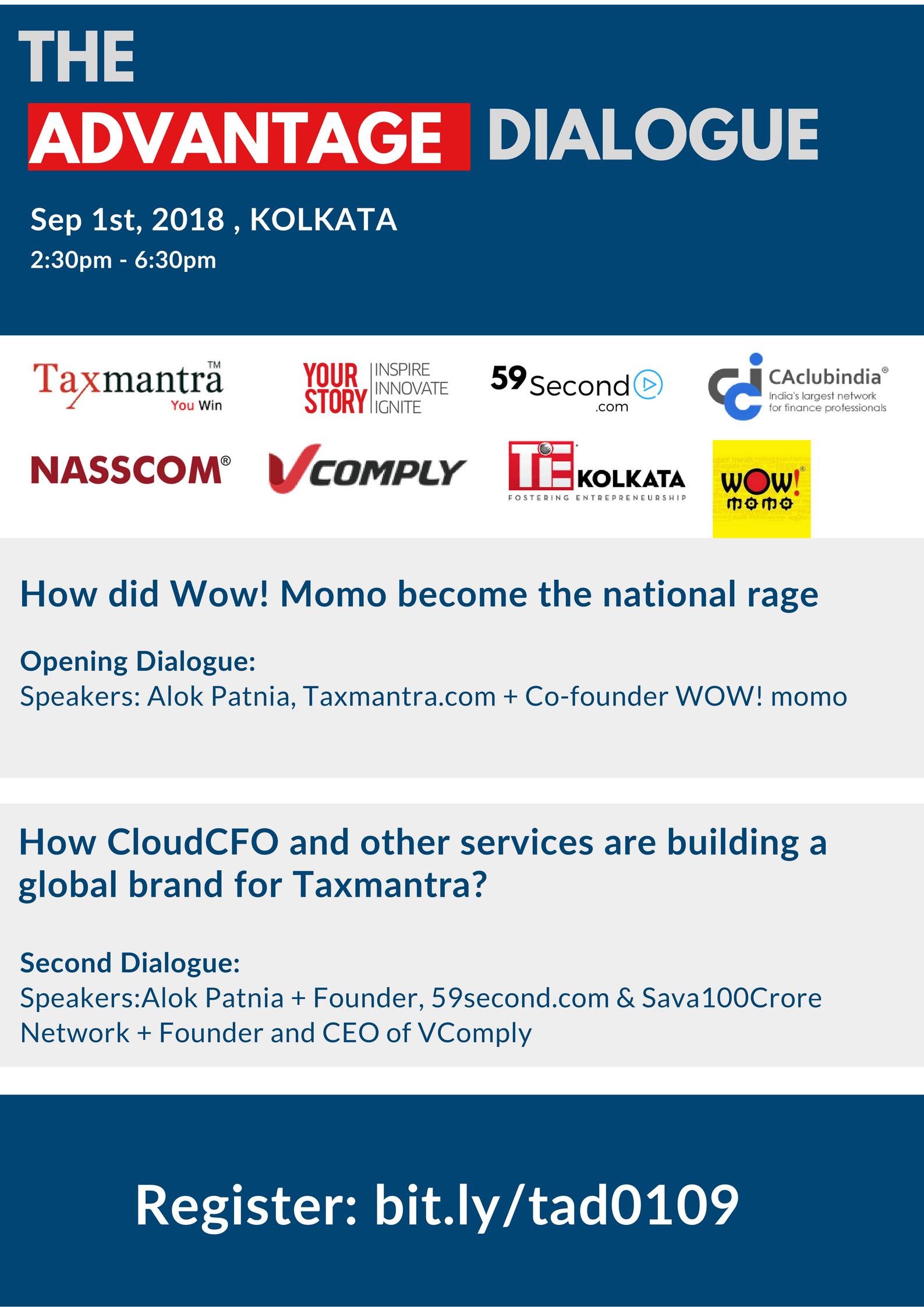 TAD2018 - Kolkata - Sep 1 2018