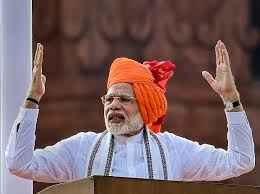 Highlights of PM Modi's announcements in his Independence Day 2018 speech
