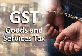 GST Arrest in Kerala