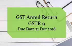 Government notifies new annual return form for GST