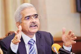 Shaktikanta Das appointed as the new Governor of RBI in the place vacated by Urjit Patel