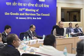 32nd GST Council Meeting - Here is what in store for SMEs