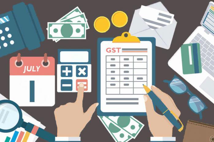 GST e-invoice generation system on anvil