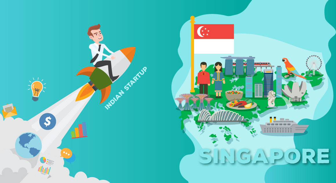 Startup Funding - How India fairs to Singapore