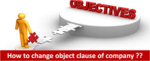 How to change the Object Clause in Singapore