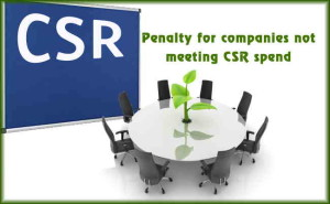 Spend in CSR or attract penalty