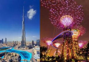 Singapore or Dubai